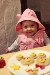 alicia comida oso | DIY