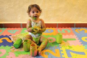 pintura casera pintura comestible